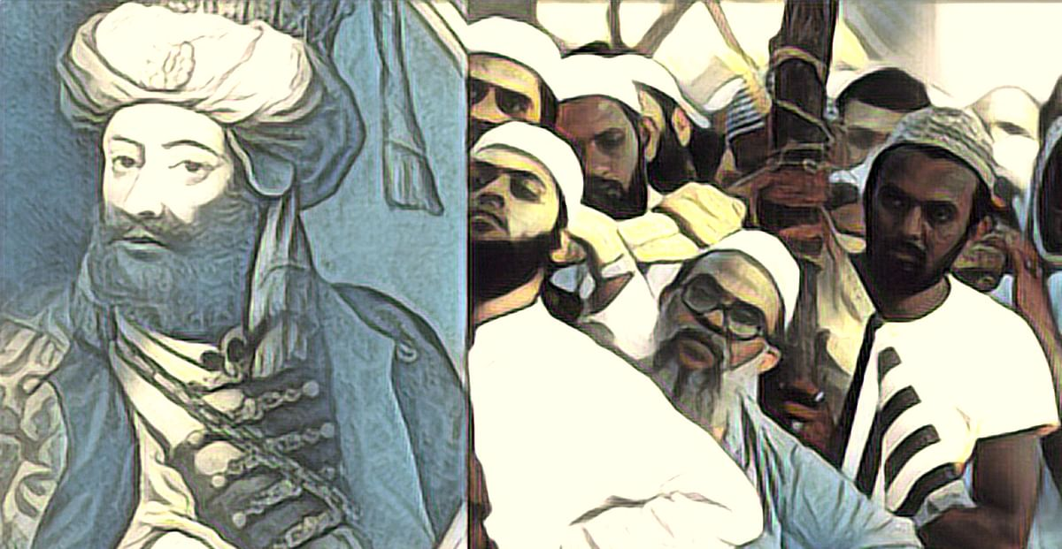 The Dream of a Maulana and the Force-Feeding of Seventh Century Fanaticism