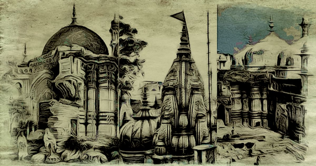 Exploding the Secularist Myth of Aurangzeb's Demolition of the Kashi Vishwanath Temple