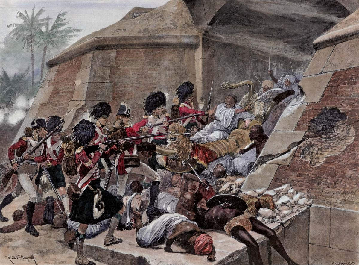 Fourth Anglo Mysore War