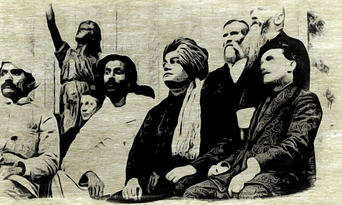 Swami Vivekananda's Fiery Takedowns of Predatory Evangelism Must be Made Prescribed Reading for our Children