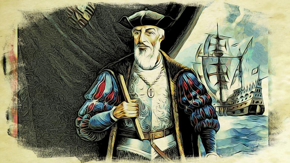 The Portuguese Annihilate the Mapilla Maritime Commercial Dominance
