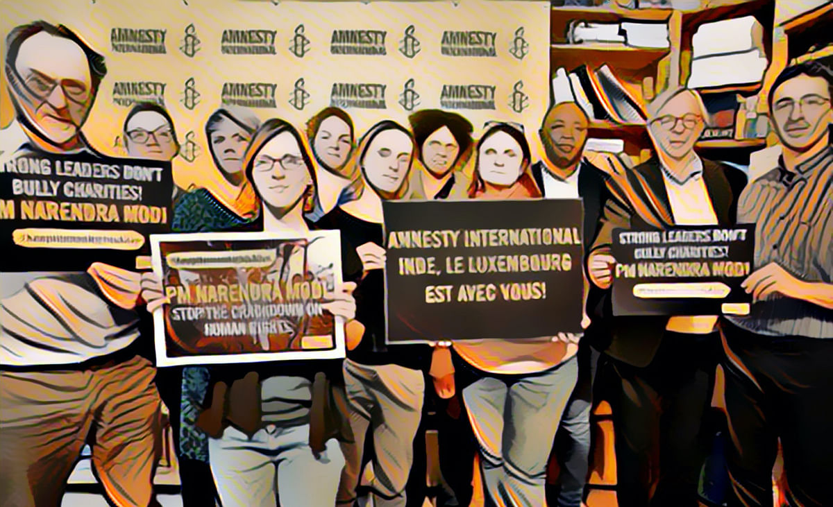 Amnesty International as an Atrocity Literature Factory and the Hindu Civilisational Inertia