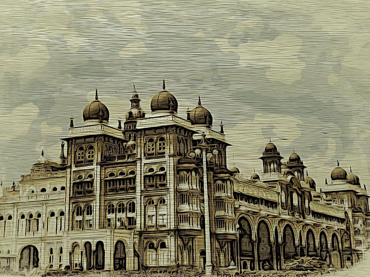 मैसूर के राजमहल पर पाकिस्तान का झंडा: इतिहास का एक अज्ञात प्रकरण