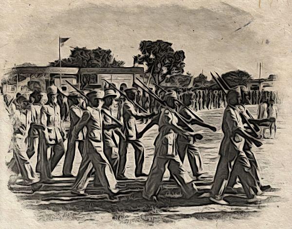 The Razakkar Force