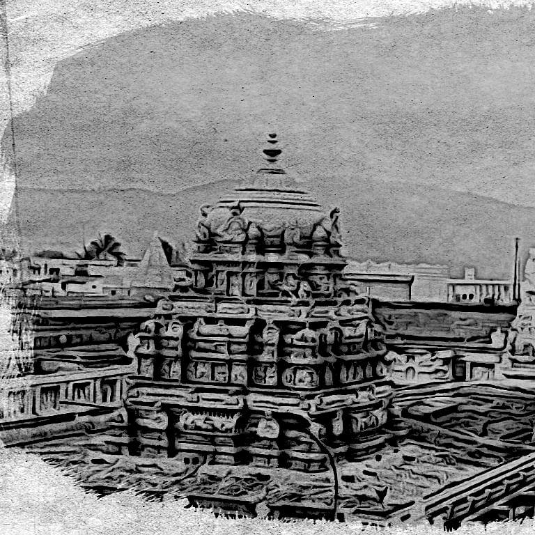 మురికి కూపంలో అరవై వేల సంవత్సరాల  క్రిమి గా జీవించడం  - ఎన్ని దేవాలయాలు కొల్లగొట్టిన ఫలితమో