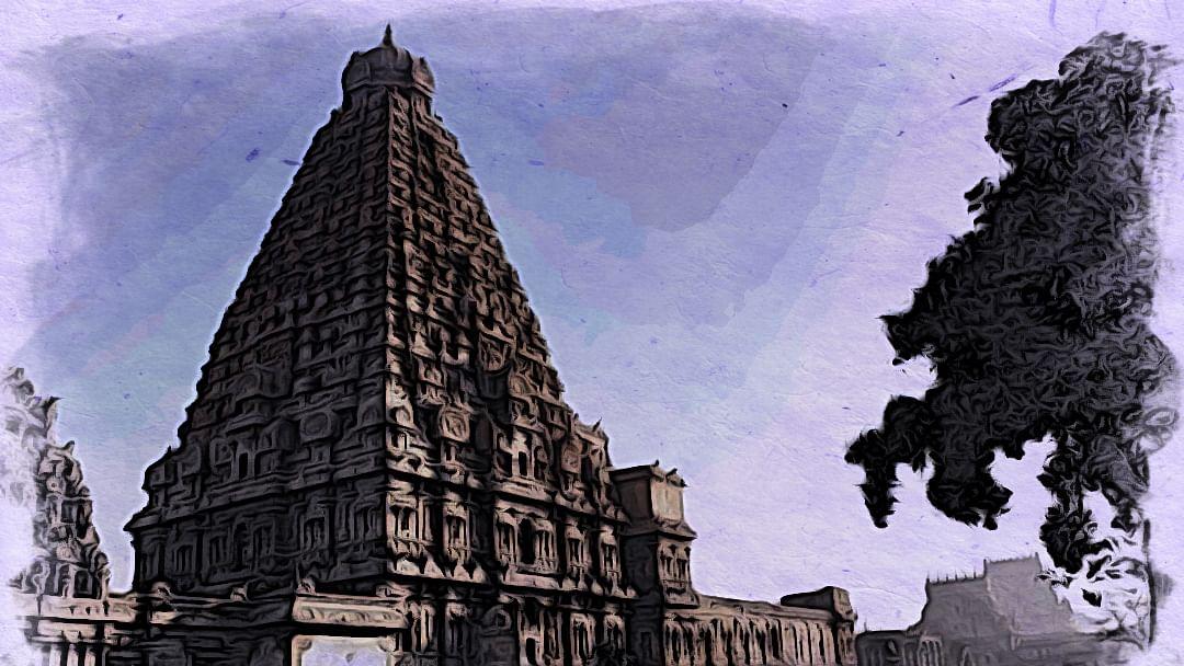 How Rajaraja Chola's Brihadeeshwara Temple Built a Pan Indian Hindu Cultural Complex