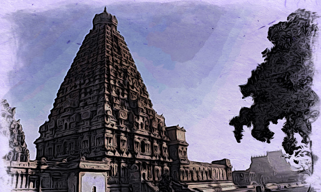 How Rajaraja Chola's Brihadeeshwara Temple Built a Pan Indian Hindu Cultural Complex