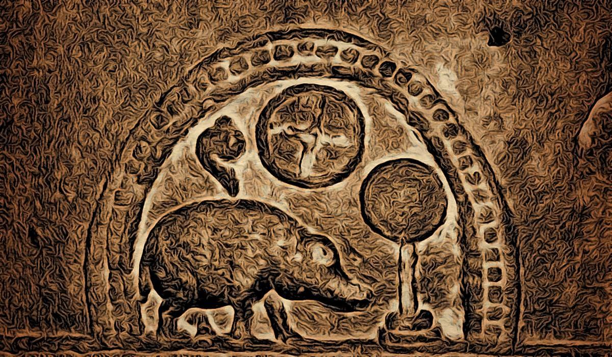 Varaha, the Emblem of the Chalukya Empire