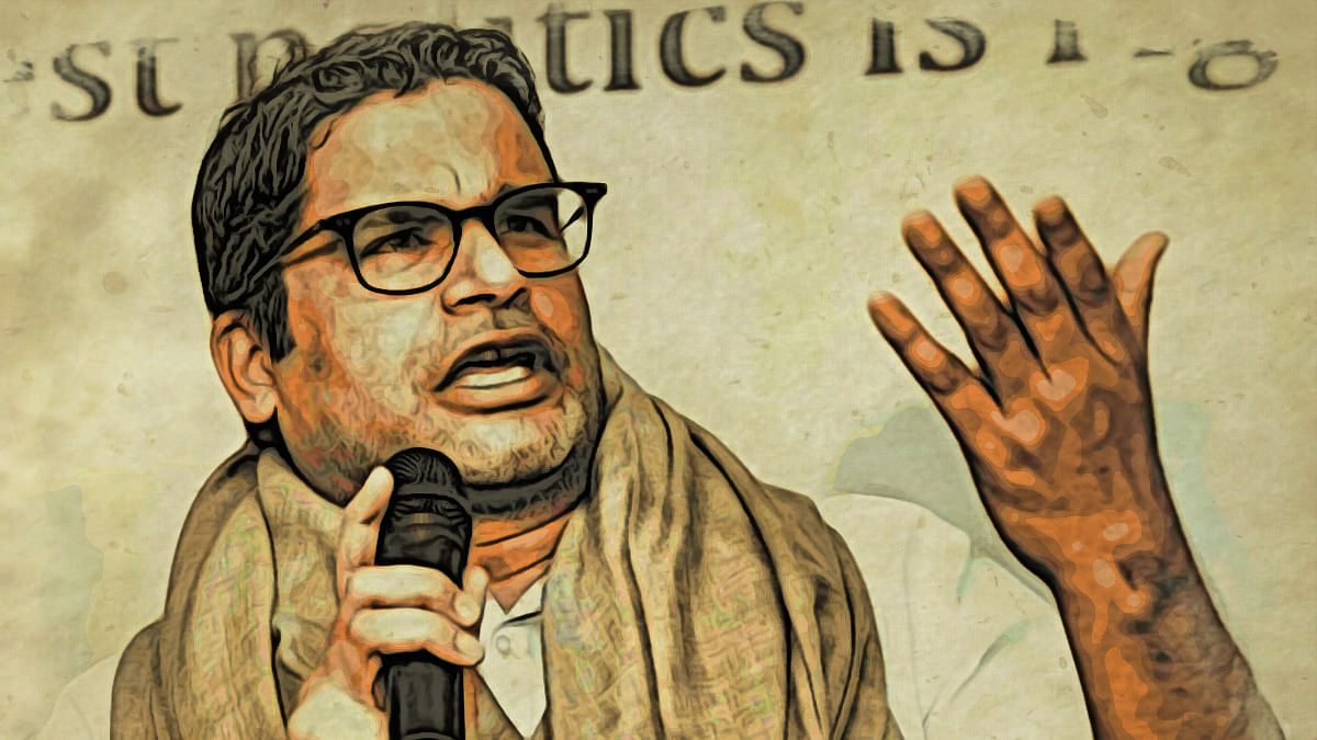 The Tearing Desperation of Prashant Kishor