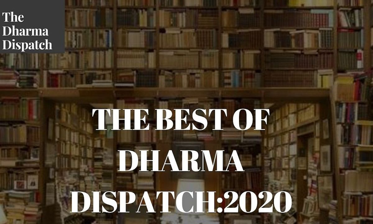 The Best of Dharma Dispatch: 2020
