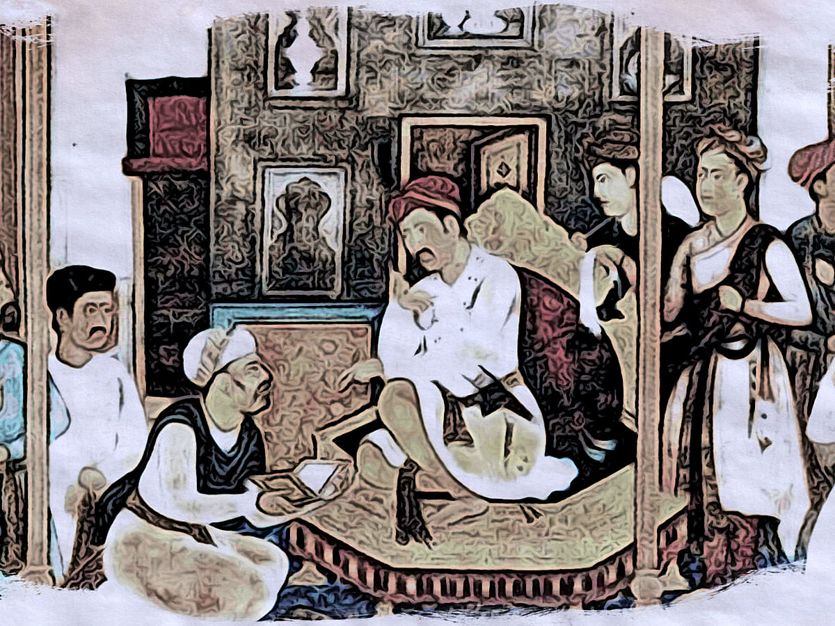 The Depraved Annals of the Muslim Aristocracy in Medieval India