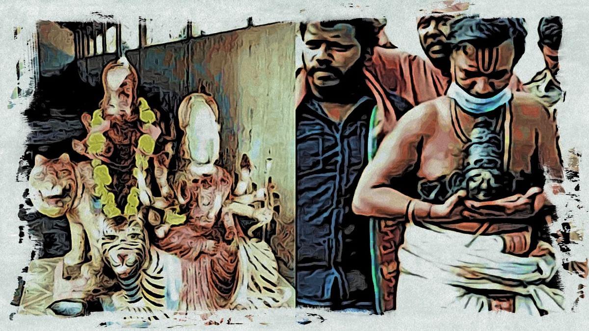 ఆంధ్రప్రదేశ్లో జరుగుతున్నది ఆలయ విధ్వంసం మాత్రమే కాదు, అది హిందువుల  అణచివేత యొక్క వ్యాప్తి