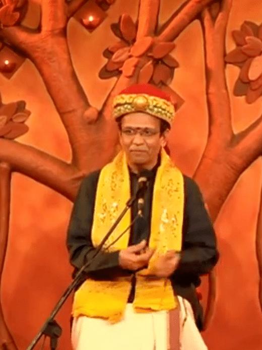 Shatavadhani Dr. R. Ganesh