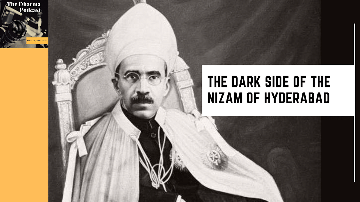 Podcast #80: The Plight of Hindus Under the Nizam of Hyderabad