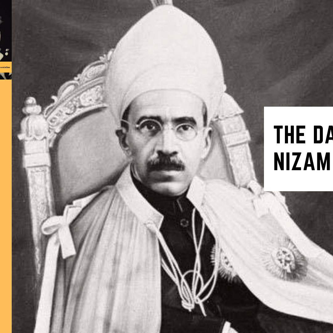 Podcast #80: The Plight of Hindus Under the Nizam of Hyderabad