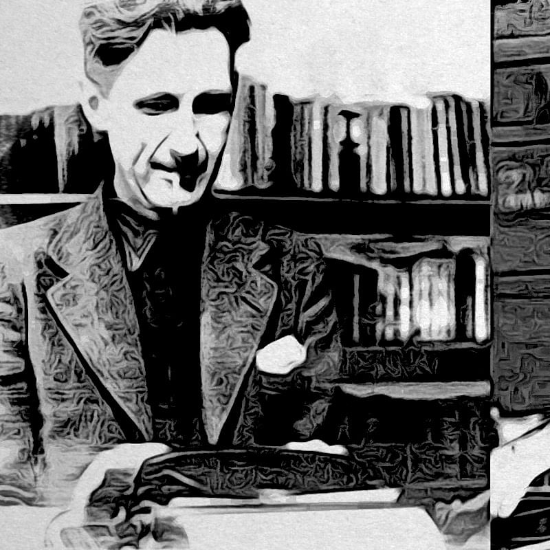 "Gandhi was ""Our Man"" said the British: George Orwell's Devastating Critique"