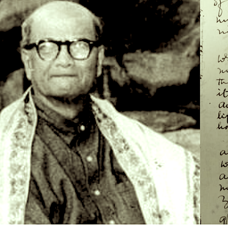 DVG as the Cultural Chronicler of Bharatavarsha in Two Anecdotes