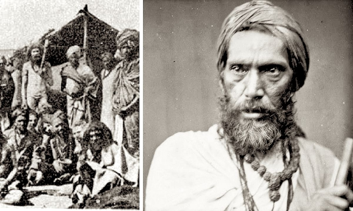 The Unresolved Contrast Between the Philosophical History and Political History of India