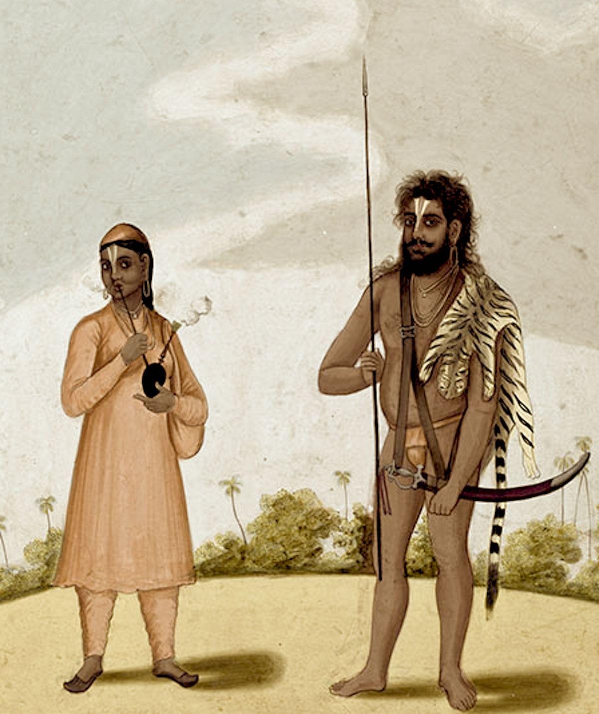 The Tradition of Dharma-Veeras and the Yogi-Warrior Contingent of Rajaputana as Precursors to the Sanyasi Freedom Movement