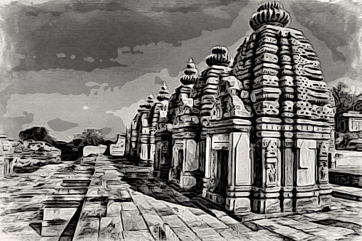 Pratihara Era Temples