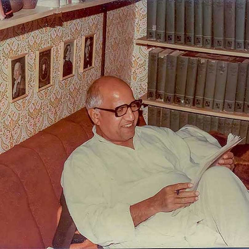The Civilisational Wisdom of Sri Dharampal: Excerpts from an Interview