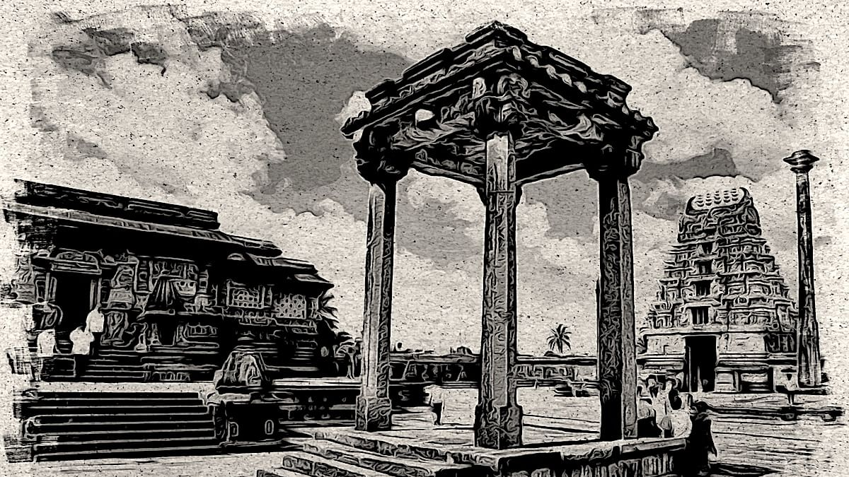 A Brief History of the Breathtaking Belur Chennakeshava Temple