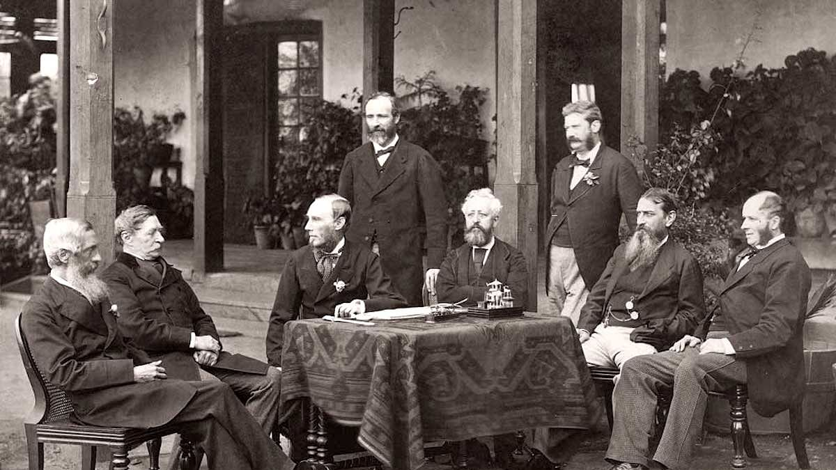 When Our Mahajans and Shroffs Financed the Pleasures of the Officers of the British Raj