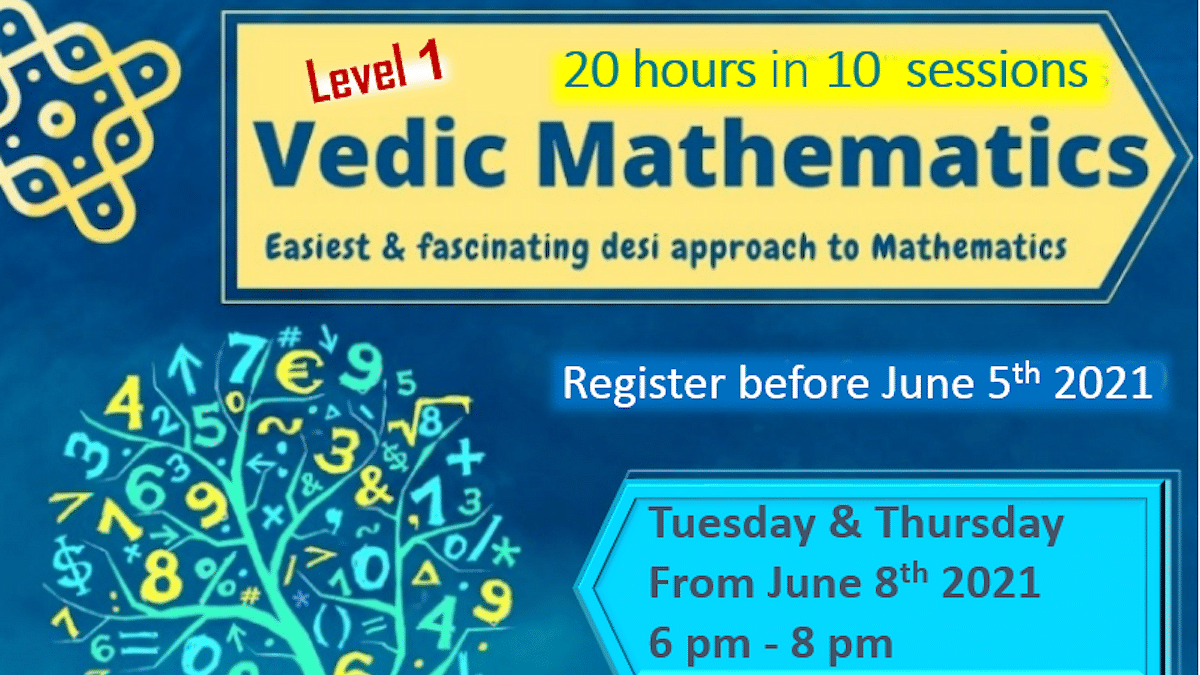 An Exciting New Course in Vedic Mathematics by Vibhu Academy
