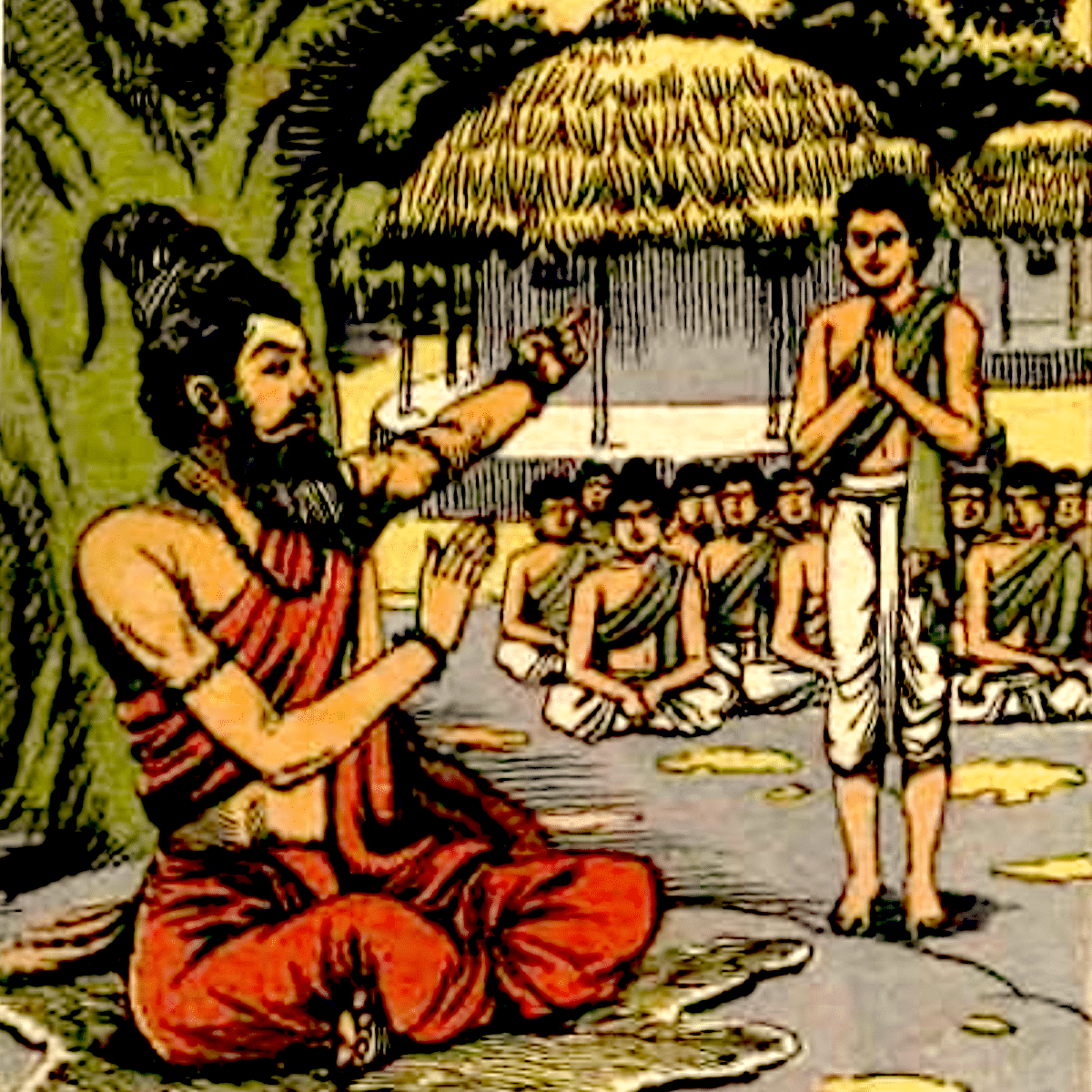 Abhyasa and Vairagya as the Foundations of Sanatana Education: Dogmatism and Bigotry as the Outcomes of Biblical Lessons