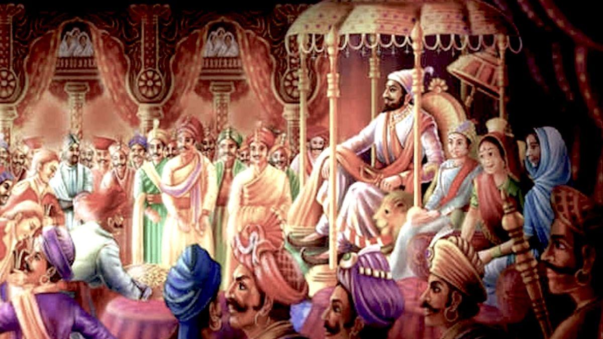 A Gujarati Poet Pens a Profoundly Heartfelt Tribute to Shivaji, the Saviour of Hinduism