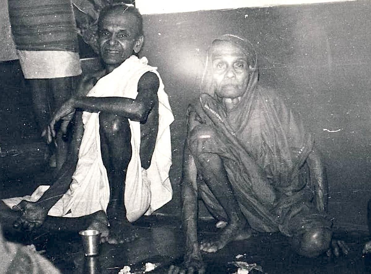 """""""I can't Deceive the Bhagavan who knows me"""""""