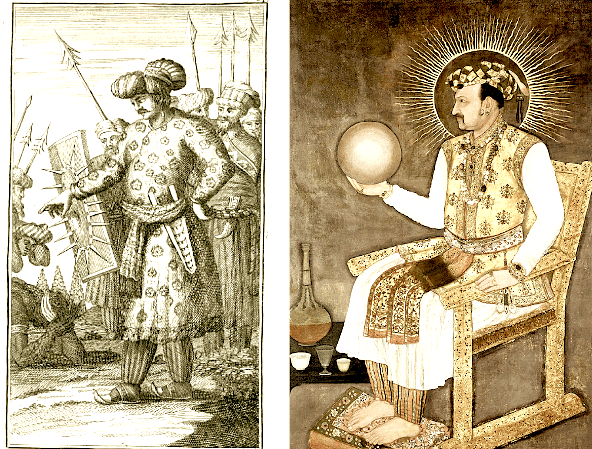 Jahangir's Kingdom was the Dwelling-place of Bitter Woe