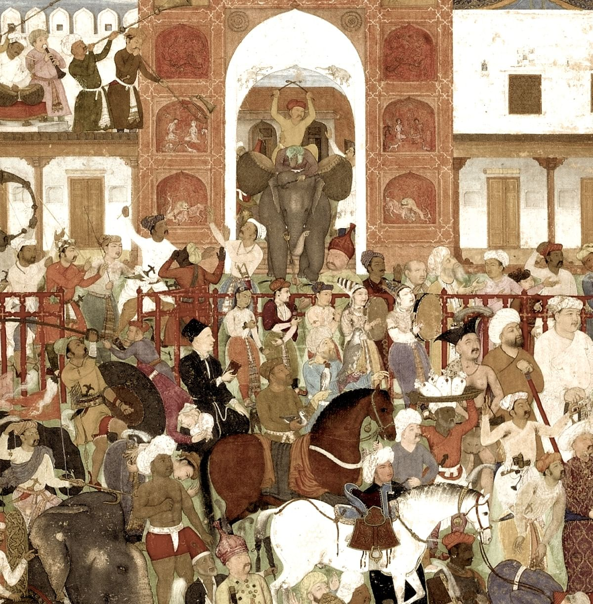 No Hindu Could Venture into the Streets during Muharram in Jahangir's Agra!