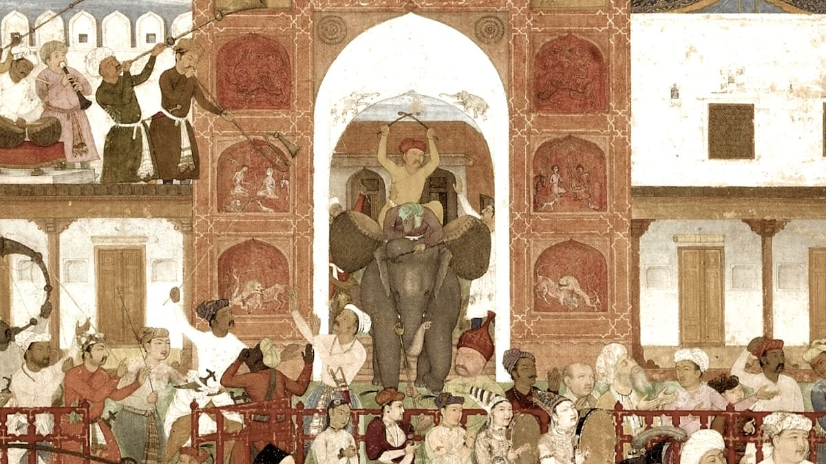 The Superstitions of Moslems in Jahangir's Era and Jahangir's Demolition of his Son's Tomb
