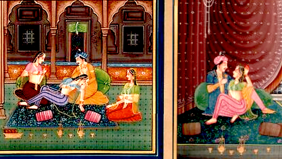 The Loathsome Sleaze of Jahangir's Nobles: Mahals as Dens of Lust
