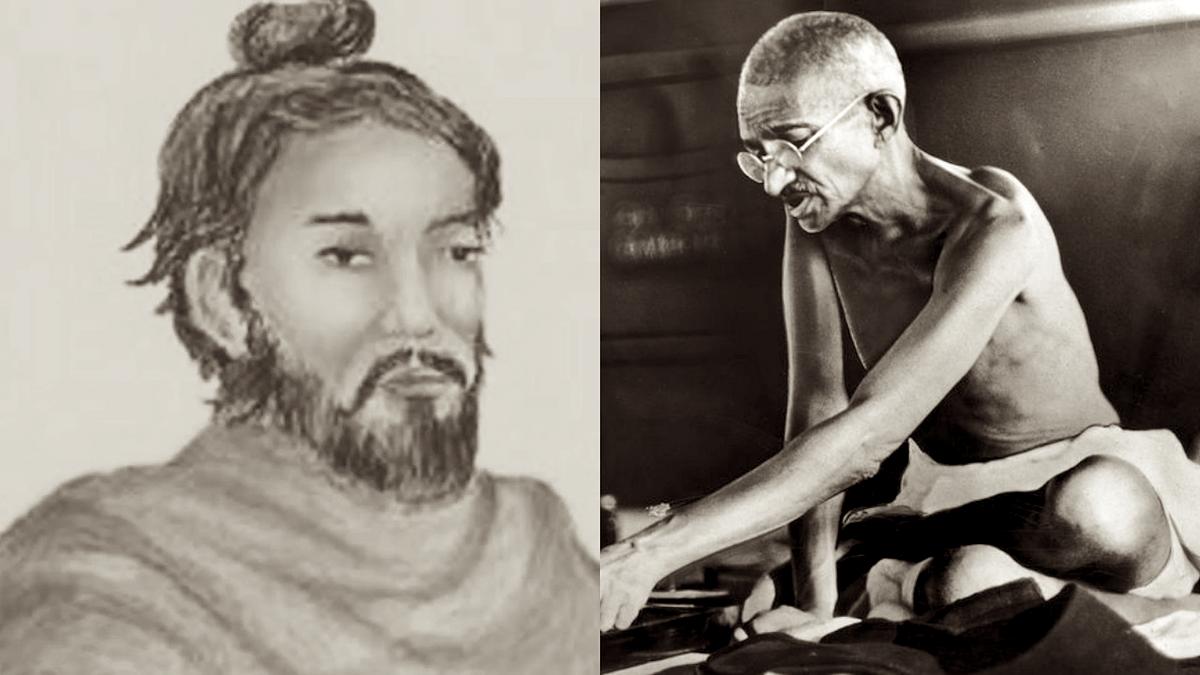 Mohandas Gandhi's Dogmatic Ahimsa and Adharmic Experiments with Truth: An Analysis