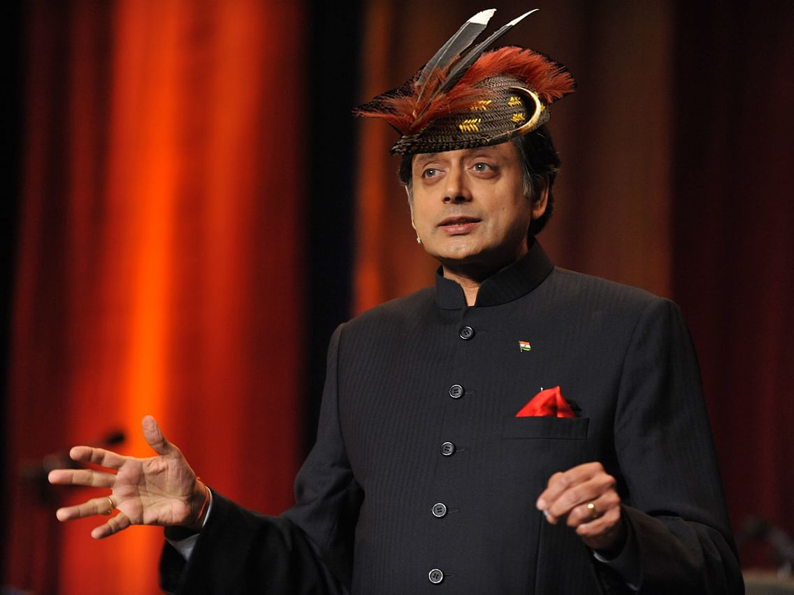 An open letter to Mr Shashi Tharoor