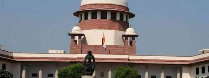 A five-member constitutional bench of SC, headed by CJI Ranjan Gogoi, presided over the Ayodhya title issue on Saturday