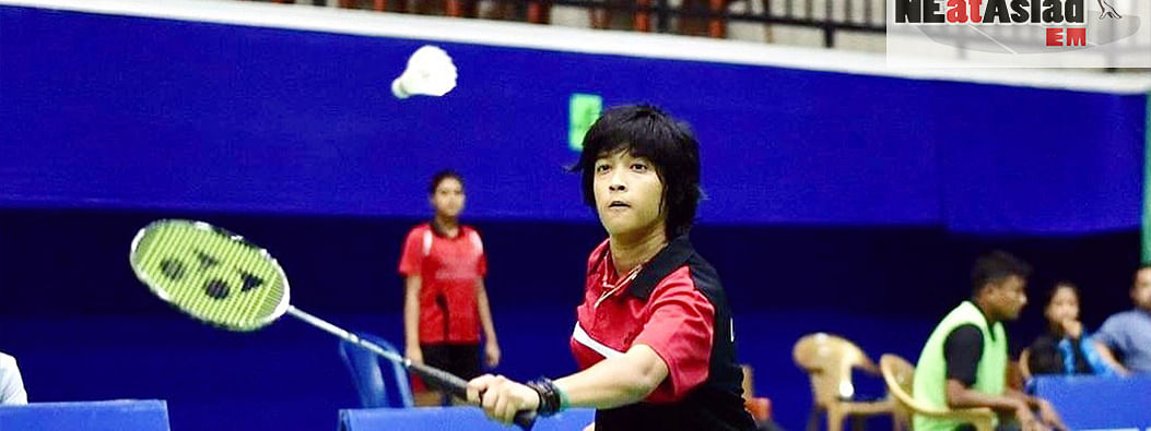 Assamese shuttler Ashmita Chaliha won her first senior ranking badminton tournament in Hyderabad on June 27; this helped her get a spot in the Indian contingent for Asiad