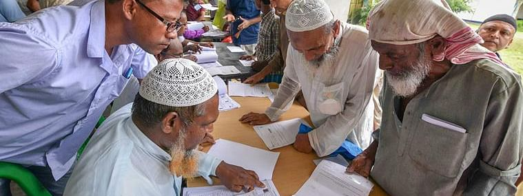 Earlier, the deadline of final publication of NRC in Assam was fixed for July 31