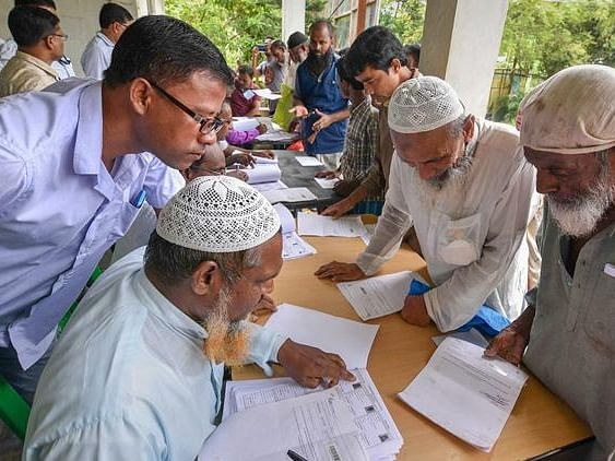 Assam NRC: Of 40 lakh excluded people, 30 lakh file claims