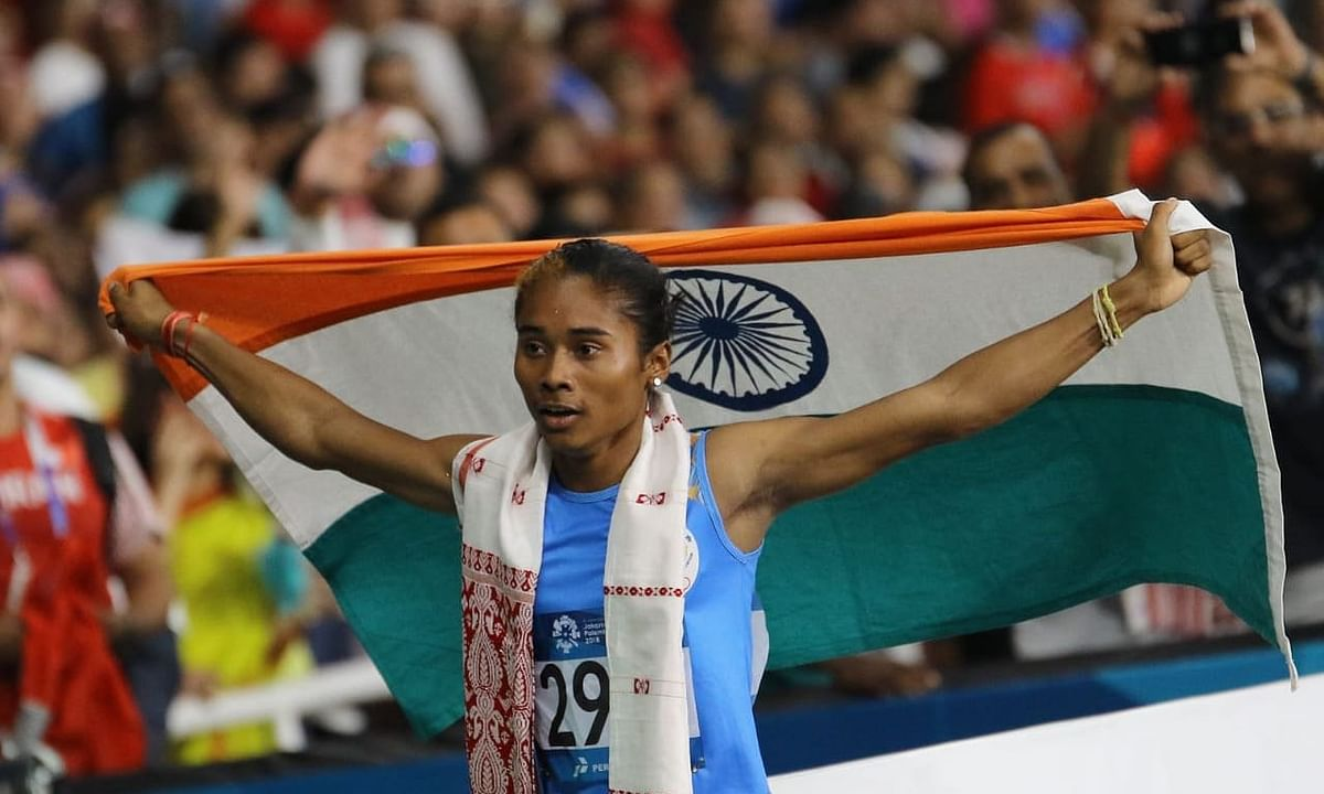 It's official: Hima Das left out of World Athletics Championships