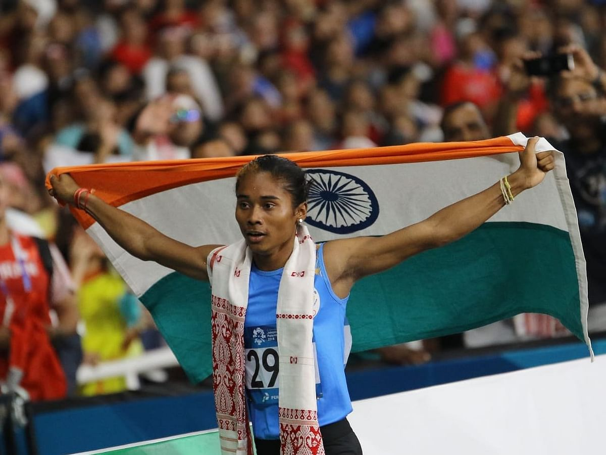 Misson Tokyo 2020: Keeping fingers crossed for Hima Das