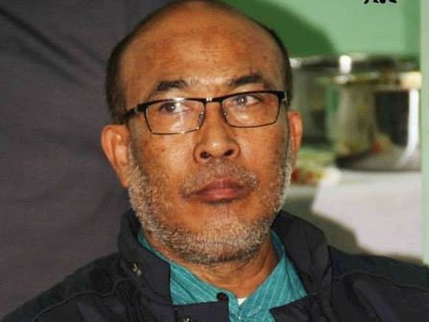Manipur CM served notice for model code of conduct violation