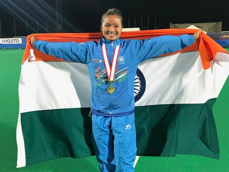 Lalremsiami: The rising star of Indian women's hockey