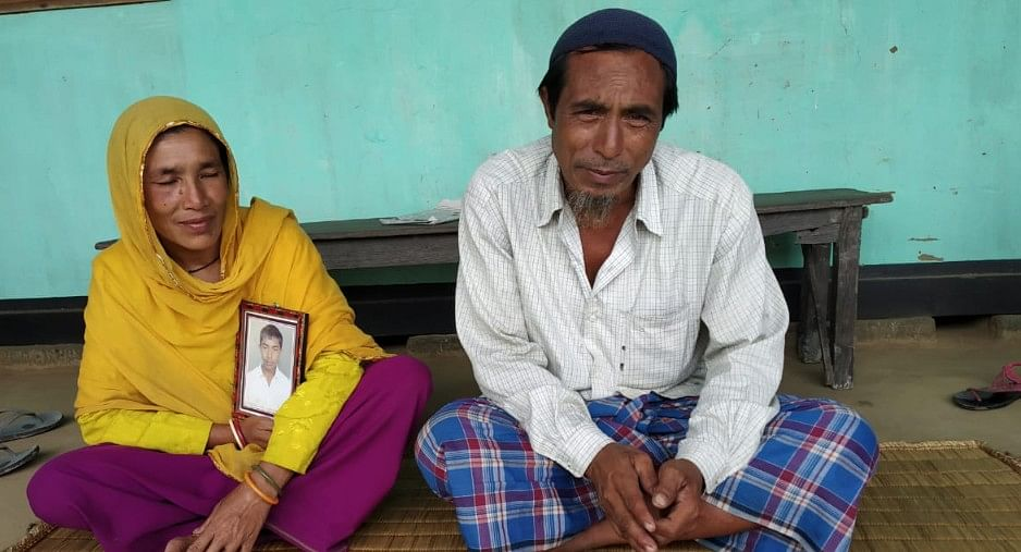 For Azad Khan's parents, the fight for justice seems to have finally taken a giant step