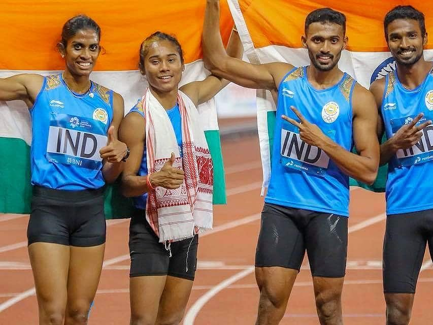 Why Assam's speed queen Hima Das is hurt