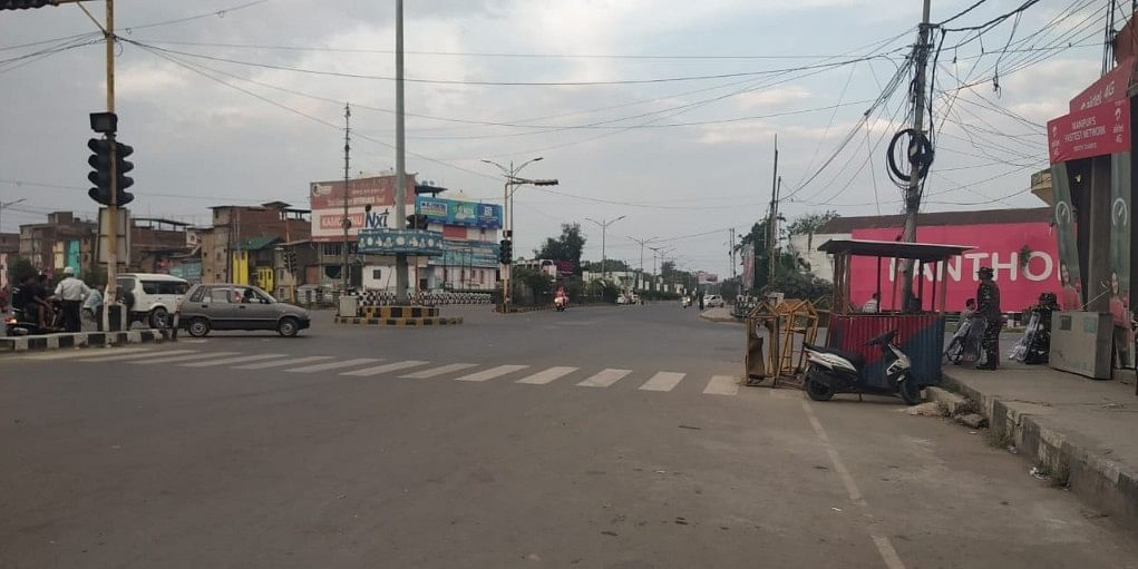 Till the filing of this report, no untoward incident was reported from the state during the 48-hour bandh on Thursday