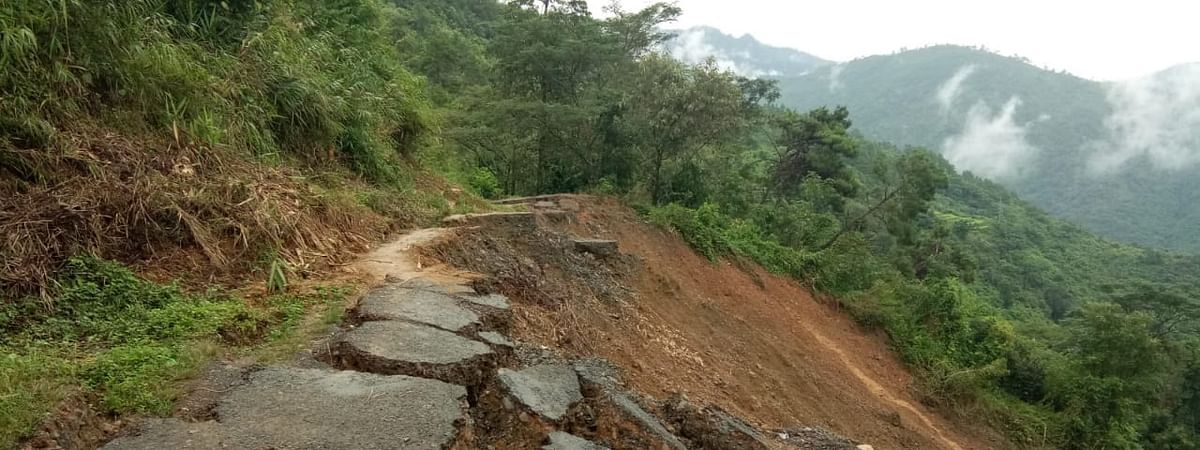 The remote Kiphire district of Nagaland has been cut off from the rest of the country for more 40 days now