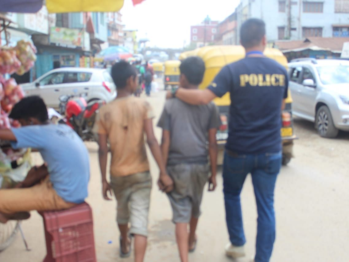 Nagaland: 41 child labourers rescued in Dimapur